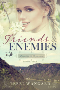 Book Cover: Friends & Enemies