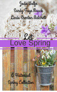 Book Cover: Let Love Spring