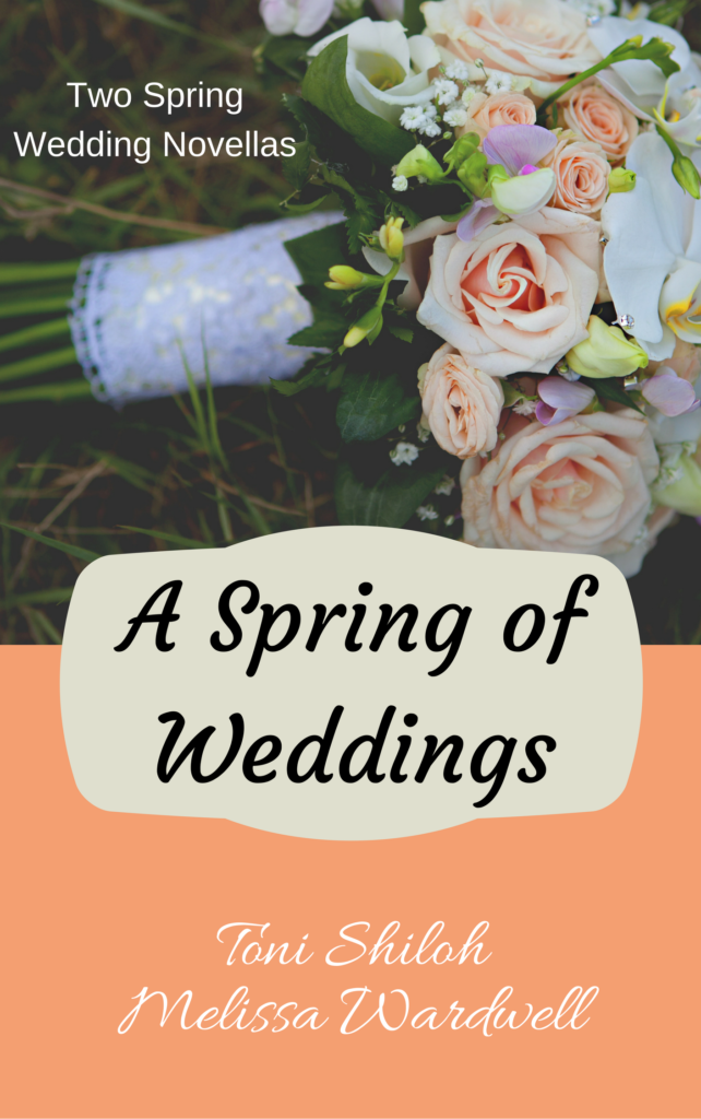 Book Cover: A Spring of Weddings