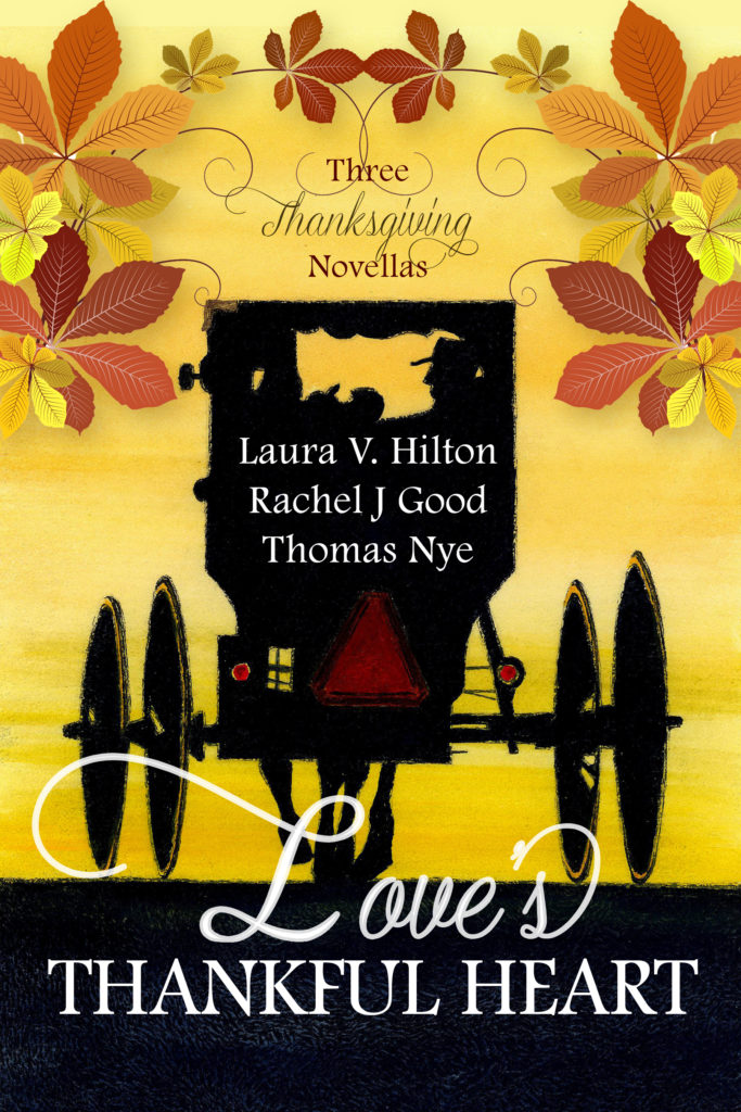 Book Cover: Love's Thankful Heart