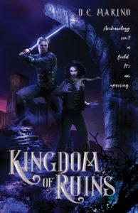 Book Cover: Kingdom of Ruins