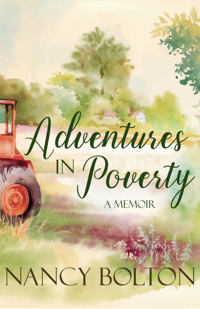 Book Cover: Adventures in Poverty