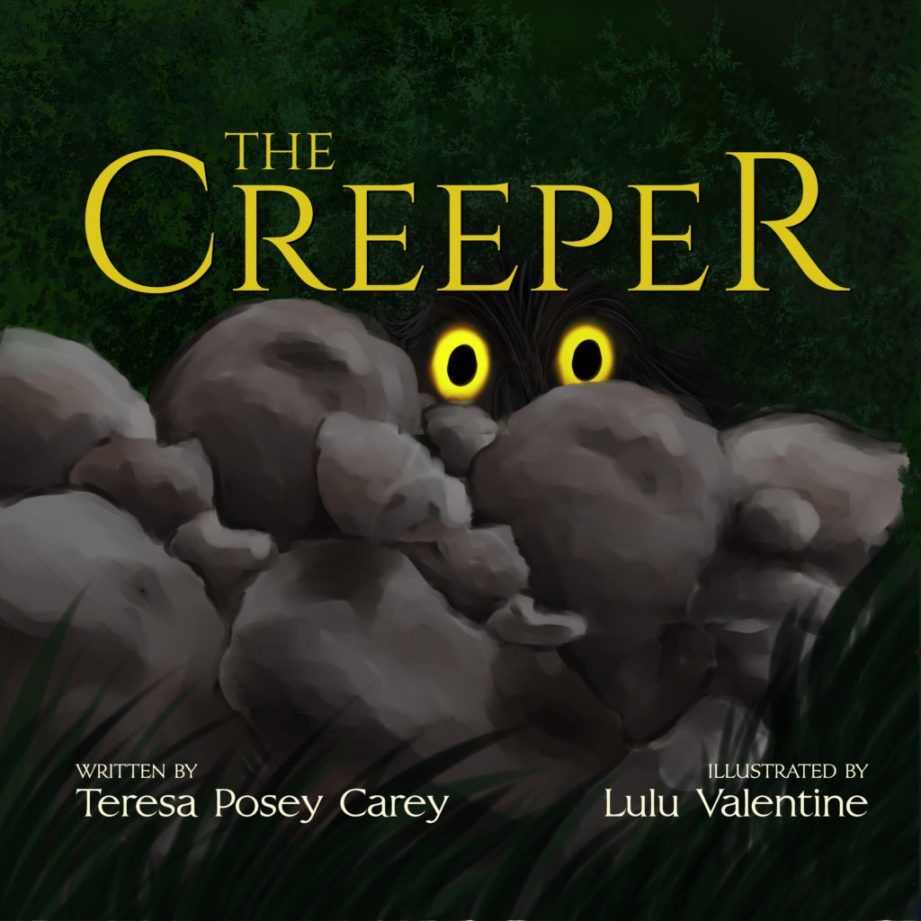 Book Cover: The Creeper