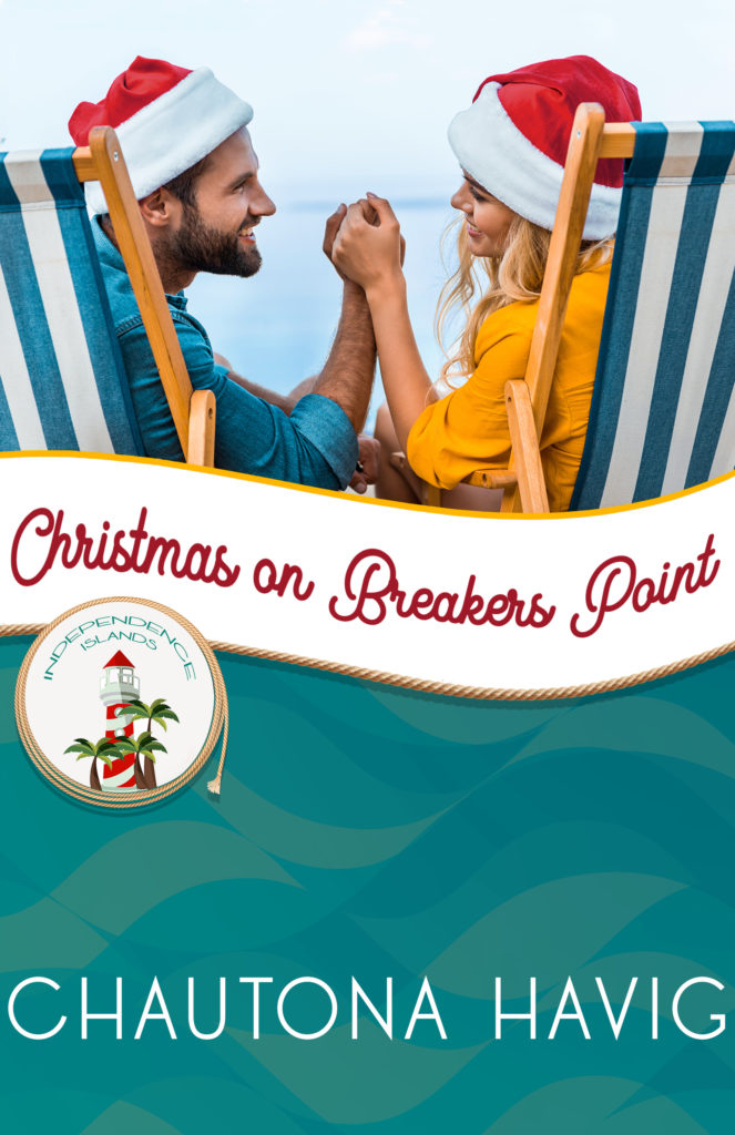 Book Cover: Christmas on Breakers Point