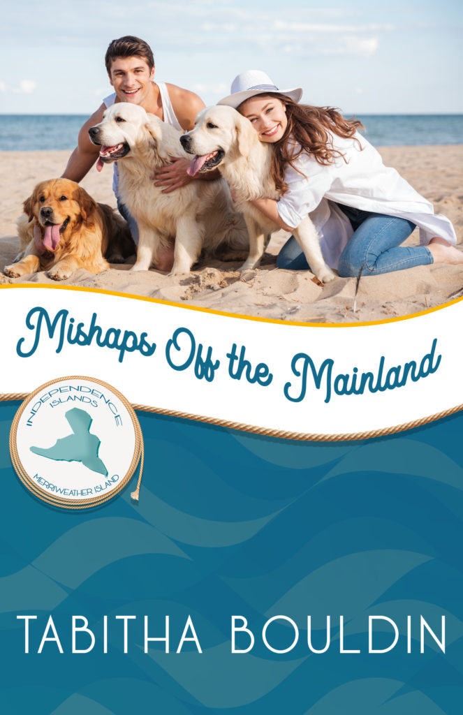 Book Cover: Mishaps off the Mainland