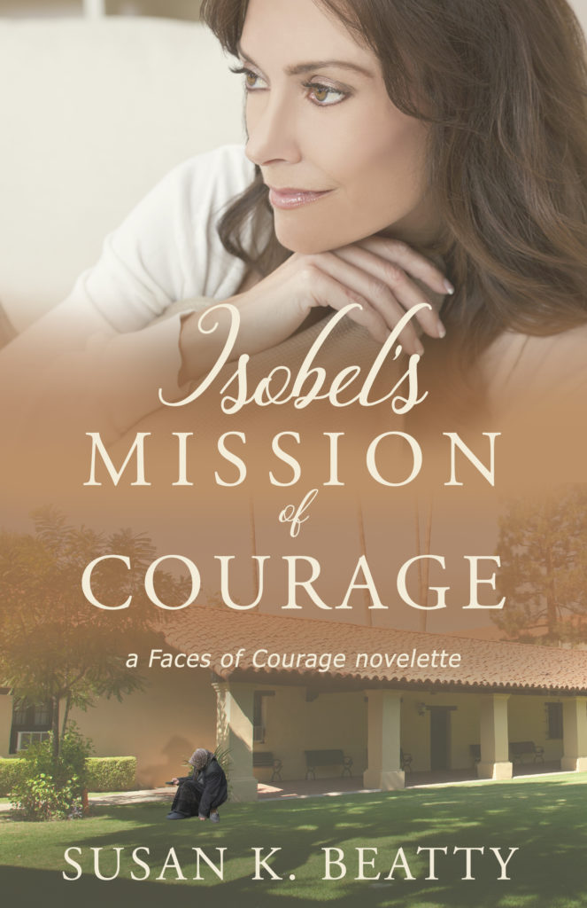 Book Cover: Isobel's Mission of Courage