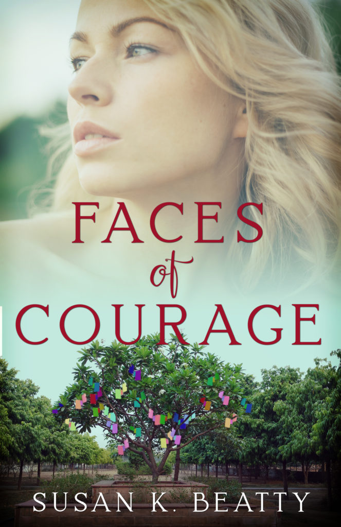 Book Cover: Faces of Courage