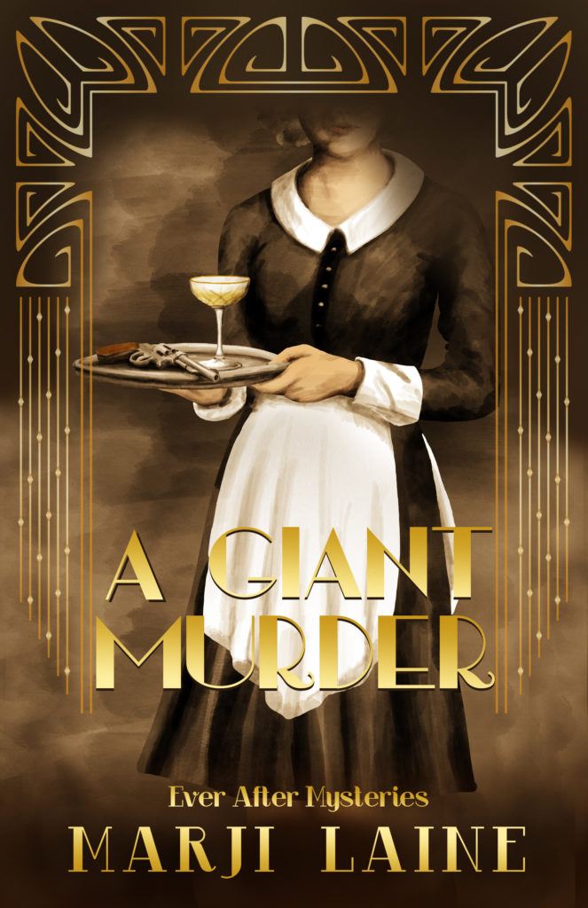 Book Cover: A Giant Murder