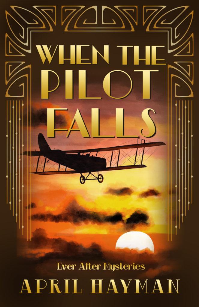 Book Cover: When the Pilot Falls