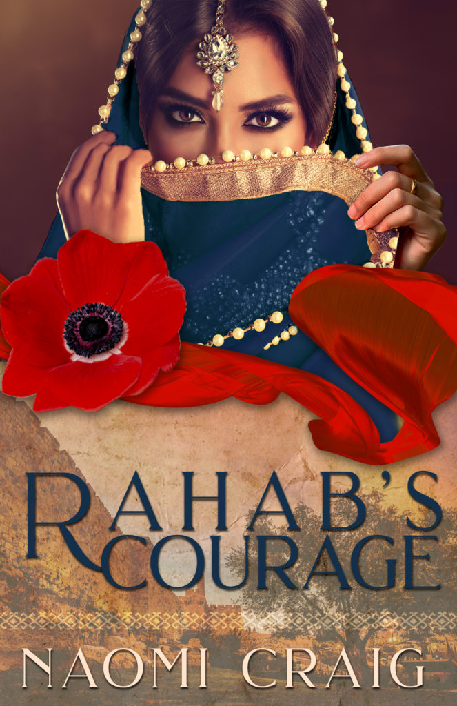 Book Cover: Rahab's Courage