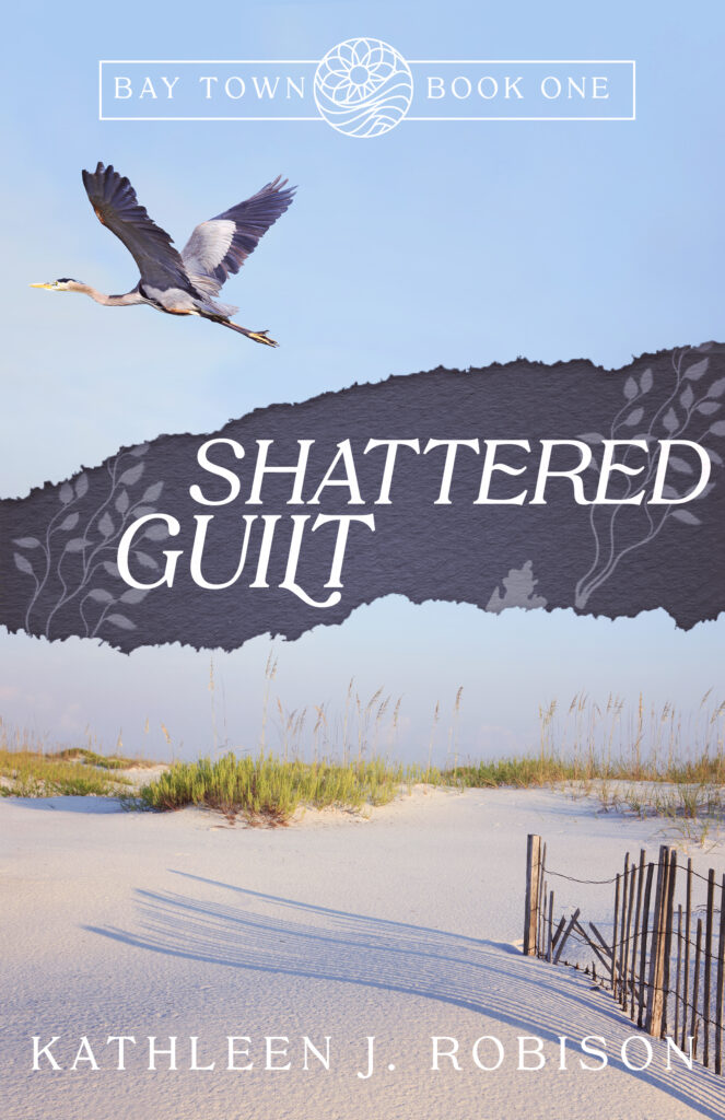 Book Cover: Shattered Guilt
