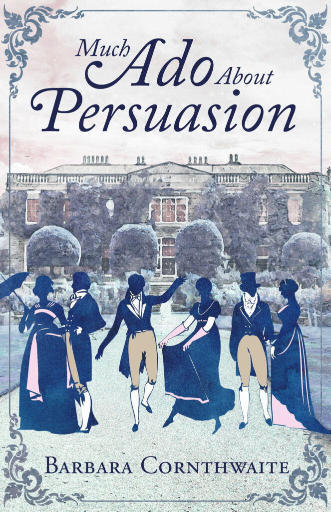 Book Cover: Much Ado About Persuasion
