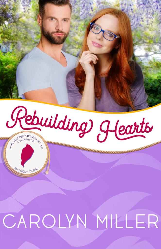 Book Cover: Rebuilding Hearts