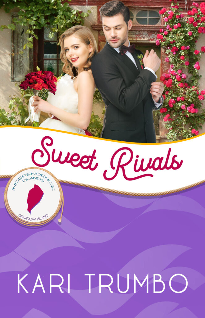 Book Cover: Sweet Rivals