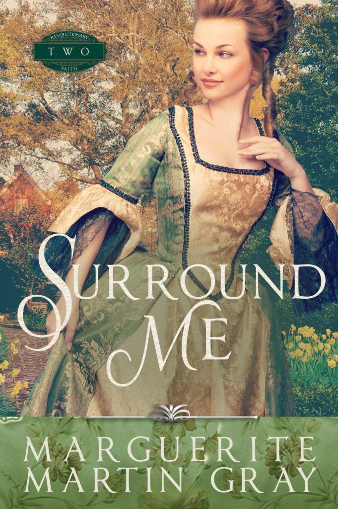 Book Cover: Surround Me