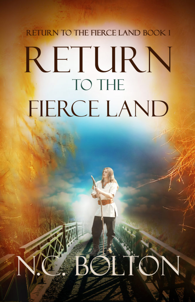 Book Cover: Return to the Fierce Land