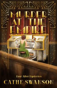 Book Cover: Murder at the Empire
