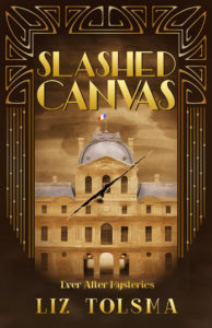Book Cover: Slashed Canvas