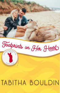 Book Cover: Footprints on her Heart