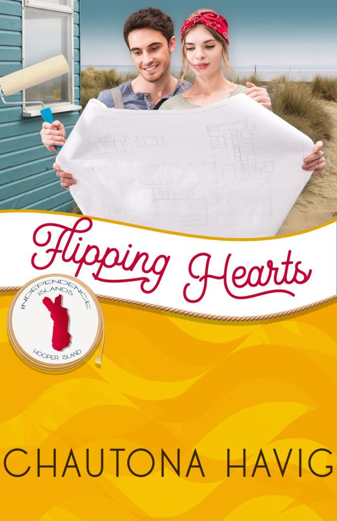 Book Cover: Flipping Hearts