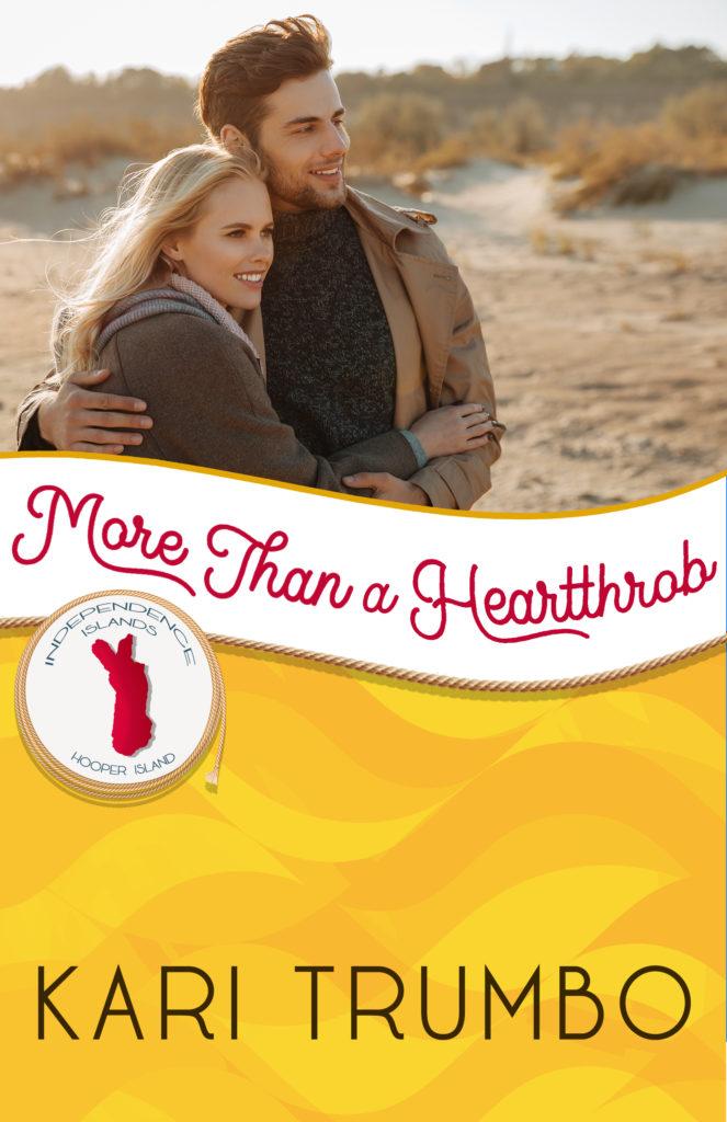 Book Cover: More Than A Heartthrob