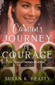Book Cover: Carmen's Journey of Courage
