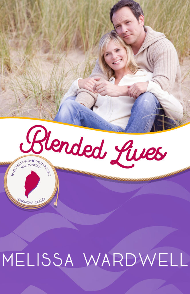 Book Cover: Blended Lives
