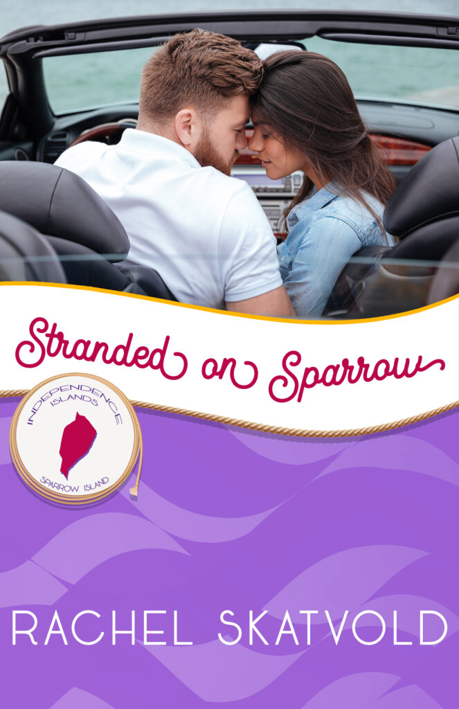 Book Cover: Stranded on Sparrow