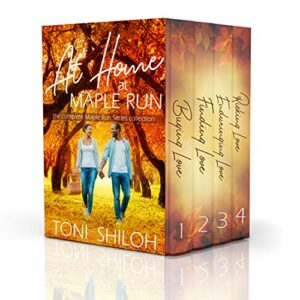 Book Cover: At Home in Maple Run